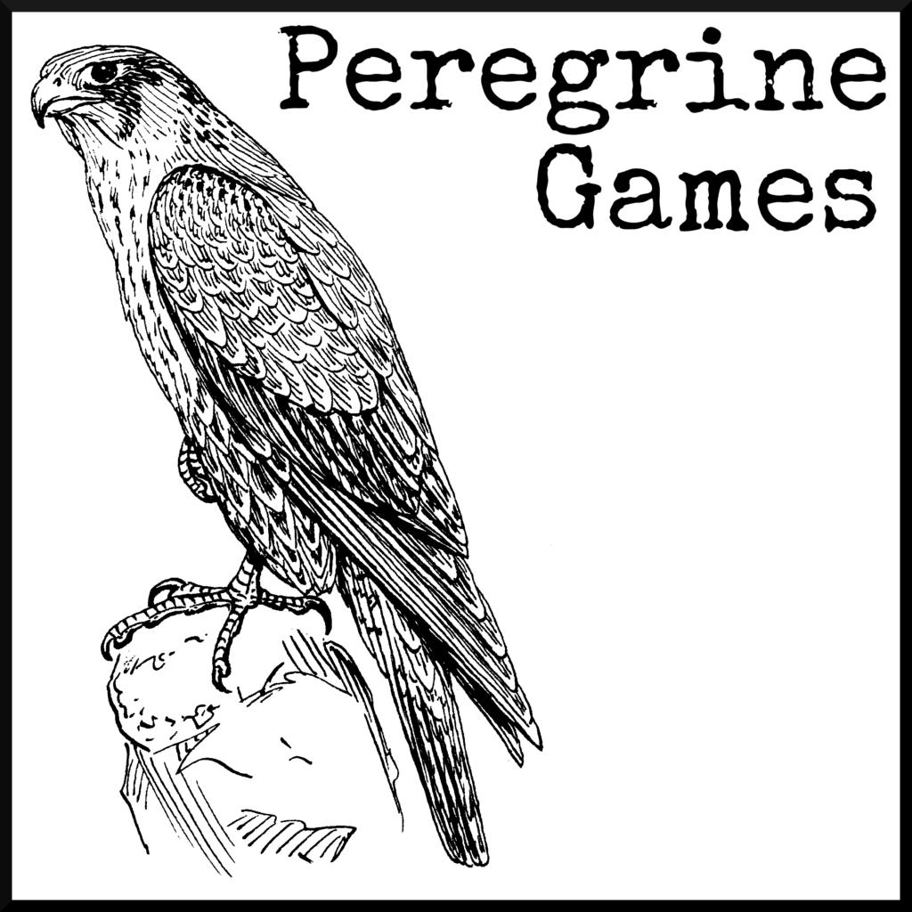 Peregrine Games Logo